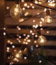 serie de luces focos para jardin exterior y patio!