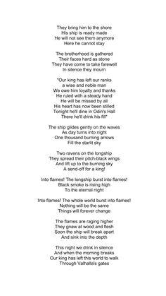 Amon Amarth/Jomsviking/One Thousand Burning Arrows