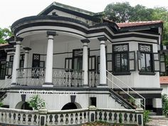 Colonial 'Black and White' House, Scotts Road, Singapore | Flickr - Photo Sharing!