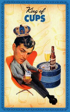 The Housewives Tarot - King of Cups