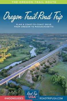 This road trip route loosely follows the Oregon Trail, stopping in at museums, classic diners, and small towns from Oregon to Massachusetts on US Highway 20. Get helpful travel maps and recommendations for where to eat, stay, and stop along the way with this trip planner. Trip Planner, Travel Planner, Oregon Trail, Roadside Attractions, Travel Maps, Road Trip Usa, Diners, Yellowstone National Park, Weekend Trips