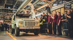 Para Land Rover la próxima generación del Defender será vital