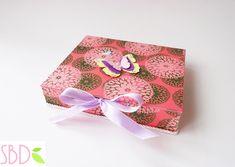 Scatola porta regalo tutorial - DIY Gift Box