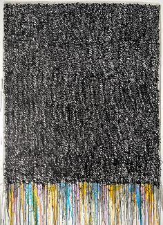 JonOne. Into the Black . #jonone http://www.widewalls.ch/artist/jonone/