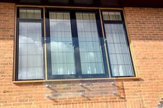 Tailor made glass Juliette balcony with holes cut for fixing. Call now to discuss your project. Glass Balcony, Small Balcony Decor, Wooden Window Frames, Wooden Windows, Juliette Balcony, Hall Interior Design, Small Wall Mirrors, Laminated Glass, Glass Balustrade
