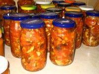 CHUŤOVKY - HOUBOVÁ ČALAMÁDA, na topinky, tousty pod maso.... Slovak Recipes, Homemade Pickles, Meals In A Jar, Chutney, Preserves, Kimchi, Salsa, Mason Jars, Frozen