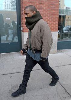 Kanye Black Margielas