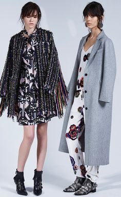 MSGM gets playful with graphic pop symbols and Western flair for Pre-Fall 2015 at Moda Operandi