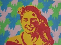 The Calvert Canvas: Adventures in Middle School Art!: Warm and Cool Portraits with Tesselations
