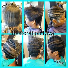 Short Styles,  Soft waves,  Short Cuts , Hairstyle, www.restorationdiva.com