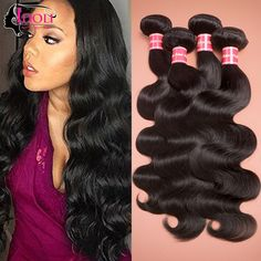 7A Peruvian Virgin Hair Body Wave 4 Bundle Peruvian Body Wave Bundles Rosa Hair Products Peruvian Virgin Hair Human Hair Bundles * Locate the offer simply by clicking the image