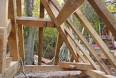 Advanced Timber Framing Course