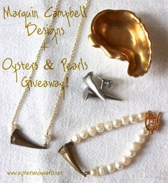 Marquin Campbell Designs Turkey Spur Jewelry Giveaway - Turkey Spur Suite