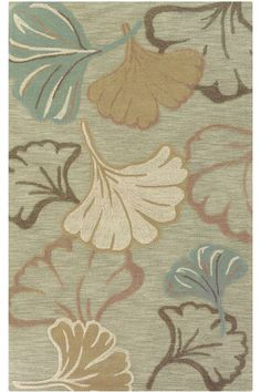 Flutter I Area Rug - Hand-tufted Rugs - Synthetic Rugs - Transitional Style Rugs - Rugs | HomeDecorators.com