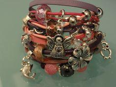 Biżuteria - na słodko z aniołem