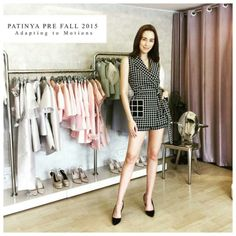 A beautiful day with actress and supermodel Mali Coates, PATINYA latest Pre-fall 2015 - ADAPTING TO MOTIONS. Thank you for your visit and support ka! @malicoates @patinyabkk @guitarpatinya #patinya #patinyabkk #fashion #dress #thaidesigners #adaptingtomotions