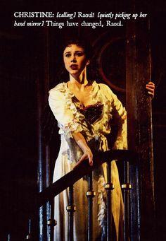 Christine Daae-Samantha Hill