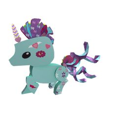 AmiGami Unicorn, a Hat by ROBLOX - ROBLOX (updated 4/6/2015 11:11 ...