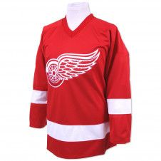 1983-84 Authentic Jersey Detroit Red Wings