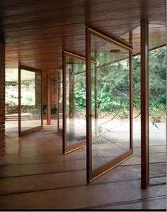 Schaffer House. John Lautner.