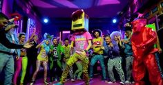 Party Rock Theme Party