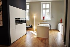Unser Lichtdurchfluteter Showroom Bringt Die Ästhetik Und Qualität Der SieMatic  Küchen Bestens Zum Vorschein. #