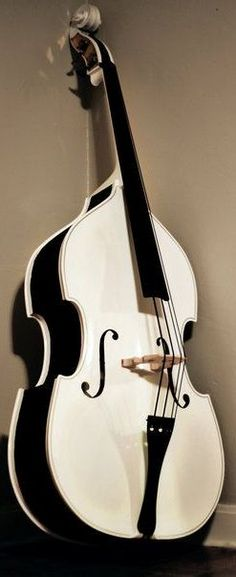 Custom painted Double Bass --- https://www.pinterest.com/lardyfatboy/