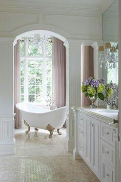 Nice bath tub