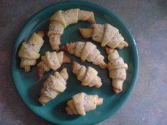 Rezept: Kekse / Plätzchen - Mini-Hörnchen