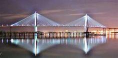 Love this bridge in Charleston, SC