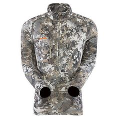 Base Layers 177867: Sitka Gear Core Heavyweight Zip-T Long Sleeve Shirt Elevated Ii Camo Size Xlarge -> BUY IT NOW ONLY: $129 on eBay!