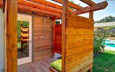Wood plank outdoor s