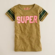 girls crewcuts tee