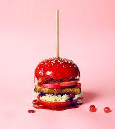 Burger creativos