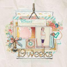 19 Weeks - Scrapbook.com