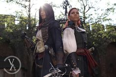 ACU - VIDEO Arno and Elise cosplay by RBF-productions-NL.deviantart.com on @deviantART