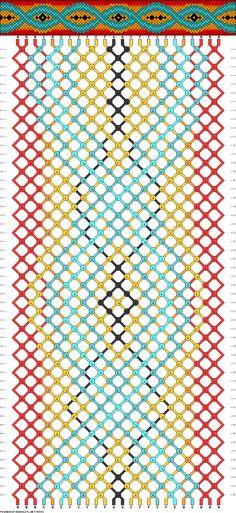 24 strings  - 7 colors
