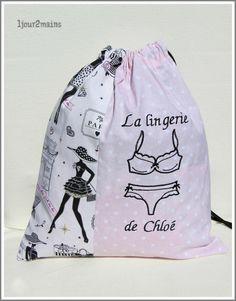 sac lingerie chloé