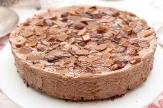 Dumle sjokoladeiskake - My Little Kitchen Little Kitchen, No Bake Desserts, Food Porn, Goodies, Ice Cream, Baking, Ethnic Recipes, Scream, Caramel