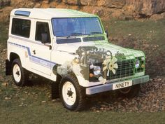 Land Rover 90 County Station Wagon '1984–90