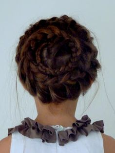 swirly braid