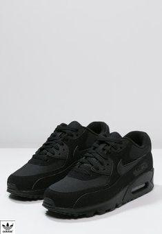 c5494367f9 Nike Sportswear AIR MAX 90 ESSENTIAL - Sneakers - black - Zalando.se Nike  Shox