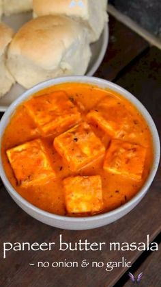 paneer butter masala without onion and garlic | paneer jain recipes paneer butter masala without onion and garlic | paneer jain recipes with detailed photo and video recipe. a popular paneer curry or sabzi variation recipe prepared without any onion and garlic, ideal for vrat or fasting during the festival season of navaratri. the no onion no garlic paneer butter masala can be ideally served with roti's, chapathi or even with simple jeera rice or pulav.<br> easy paneer butter masala without… Jain Recipes, Paneer Recipes, Garlic Recipes, Veg Recipes, Spicy Recipes, Curry Recipes, Vegetarian Recipes, Paneer Recipe Videos, Indian Dessert Recipes