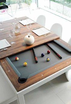 116 best billiards images pool table pool tables billiard room rh pinterest com  turning pool table into dining table