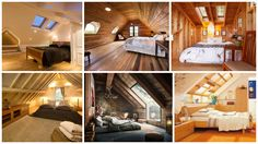 Now, we represent to you 12 modern master attic bedroom that you must see!