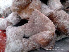 Lauras sweets: Gogosi cu dor Deserts, Sweets, Bread, Food, Gummi Candy, Candy, Brot, Essen, Postres