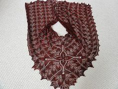 Ravelry: Madroña pattern by Rosemary (Romi) Hill