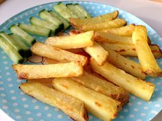 Děti hranolky milují - o tom žádná. Co jim je udělat doma, zdravěji ... Carrots, Vegetables, Recipes, Cold, World, Chips, Homemade, Diet, Healthy