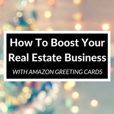 Get your real estate business ready for the holidays!