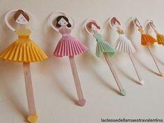 26 cute and easy craft ideas using ice cream stick | PicturesCrafts.com